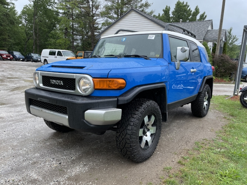 Toyota FJ Cruiser 2007 price $17,895