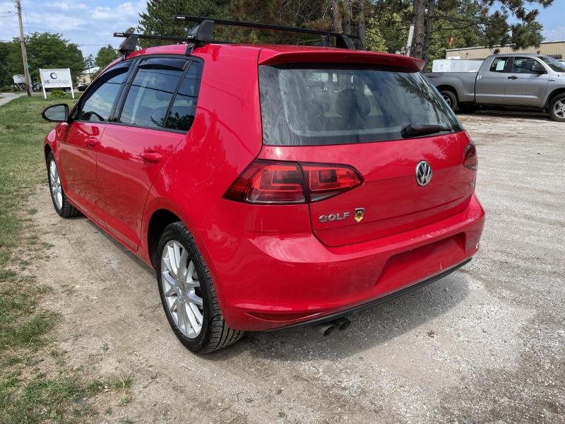 Volkswagen Golf 2015 price $13,775
