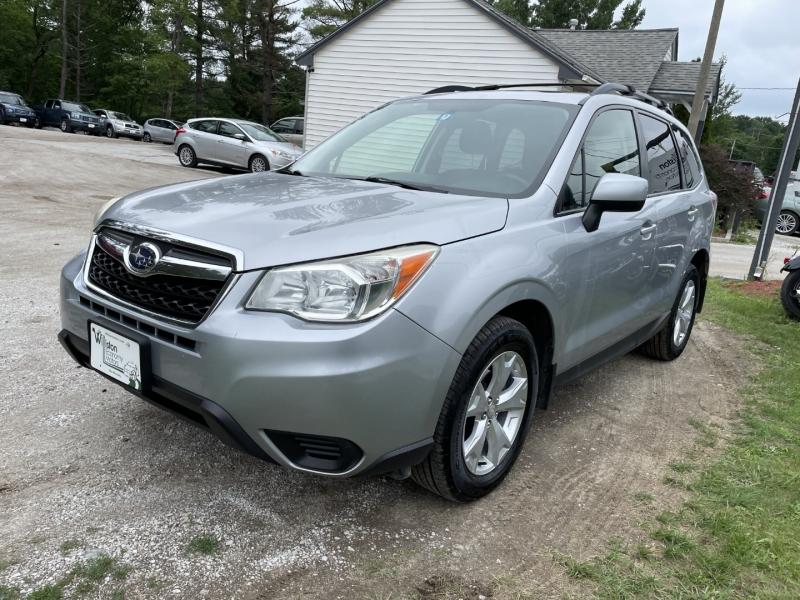 Subaru Forester 2014 price $11,885