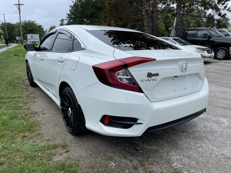 Honda Civic 2016 price $16,995