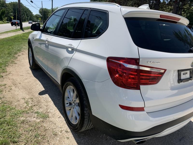 BMW X3 2016 price $18,985