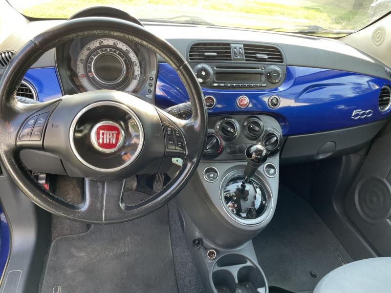 Fiat 500 2013 price $3,995