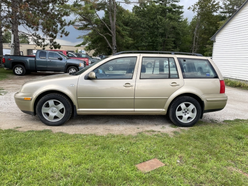 Volkswagen Jetta Wagon 2002 price $3,995