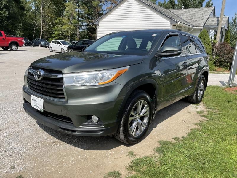 Toyota Highlander 2014 price $16,895