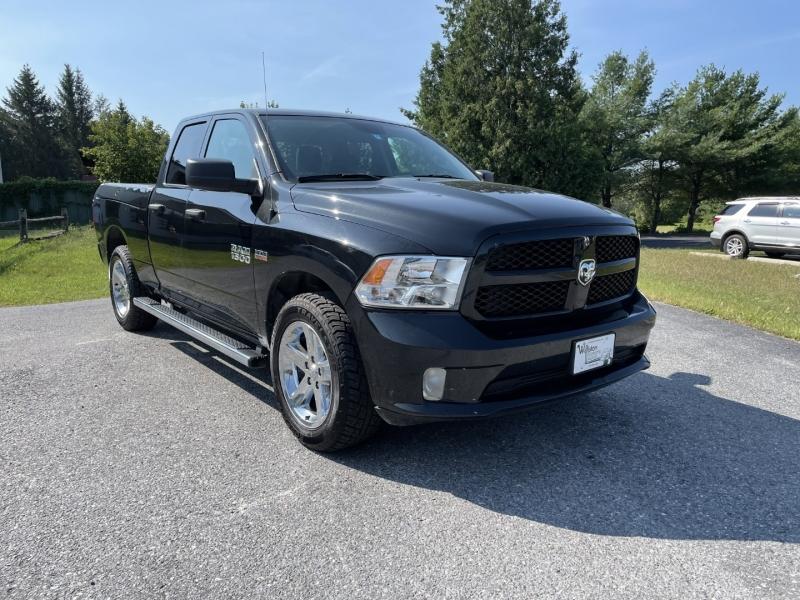 RAM 1500 2018 price $29,985