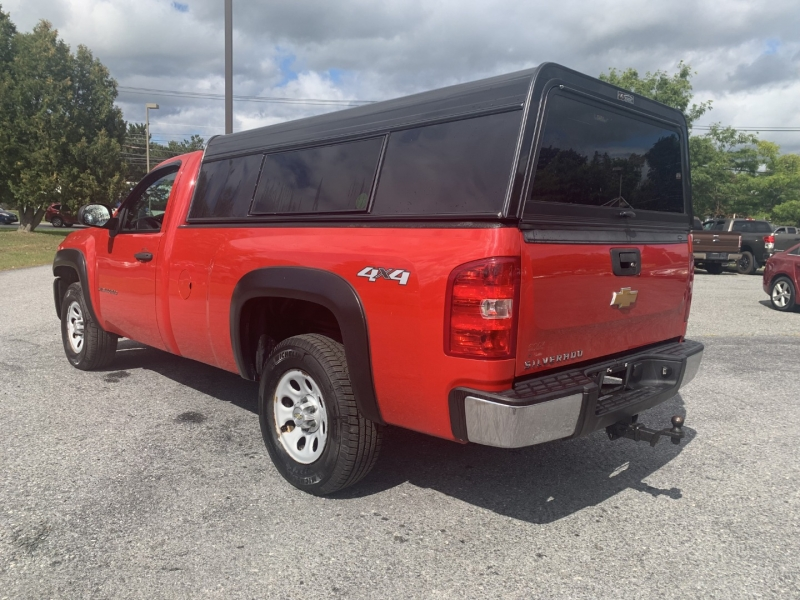 Chevrolet Silverado 1500 2012 price $13,985