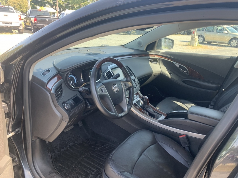 Buick LaCrosse 2012 price $12,895
