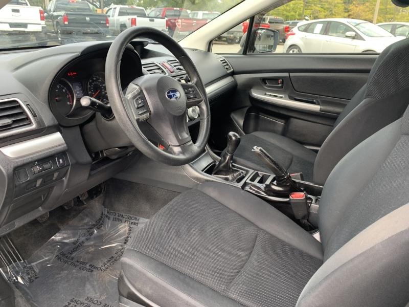 Subaru Impreza 2015 price $12,895