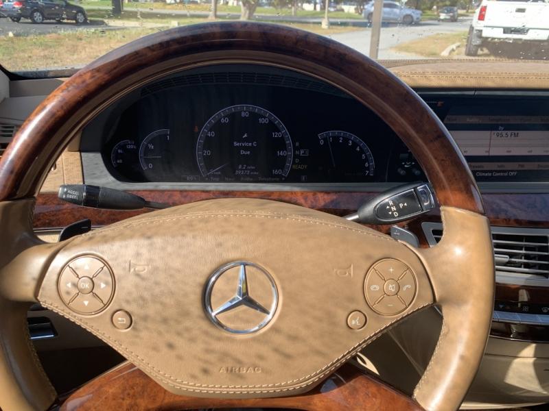 Mercedes-Benz S-Class 2011 price $18,995