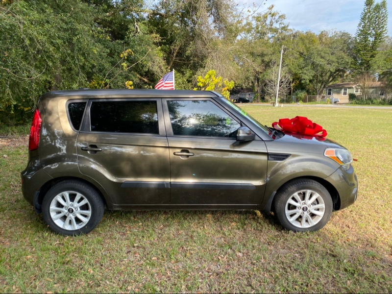 KIA SOUL 2012 price $4,500
