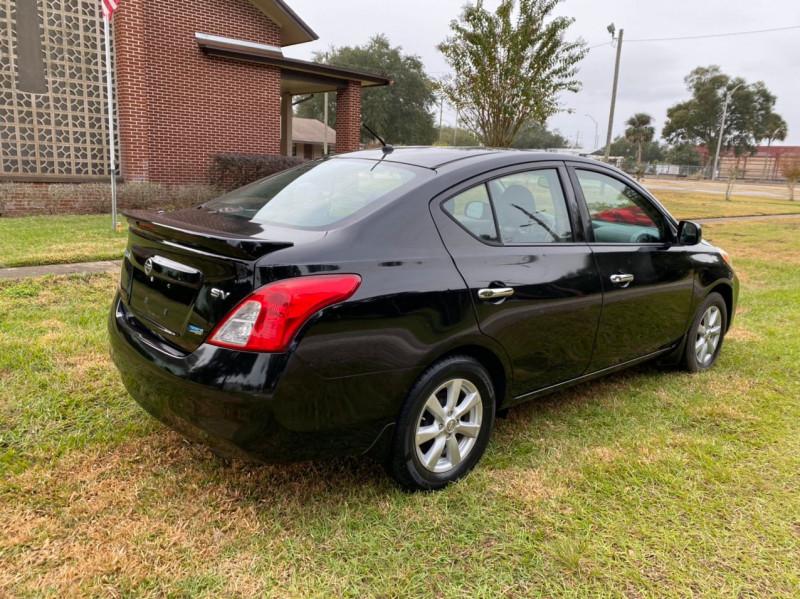 Nissan Versa 2014 price $4,500