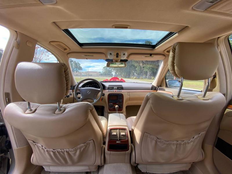 Mercedes-Benz S-CLASS 2001 price $4,000