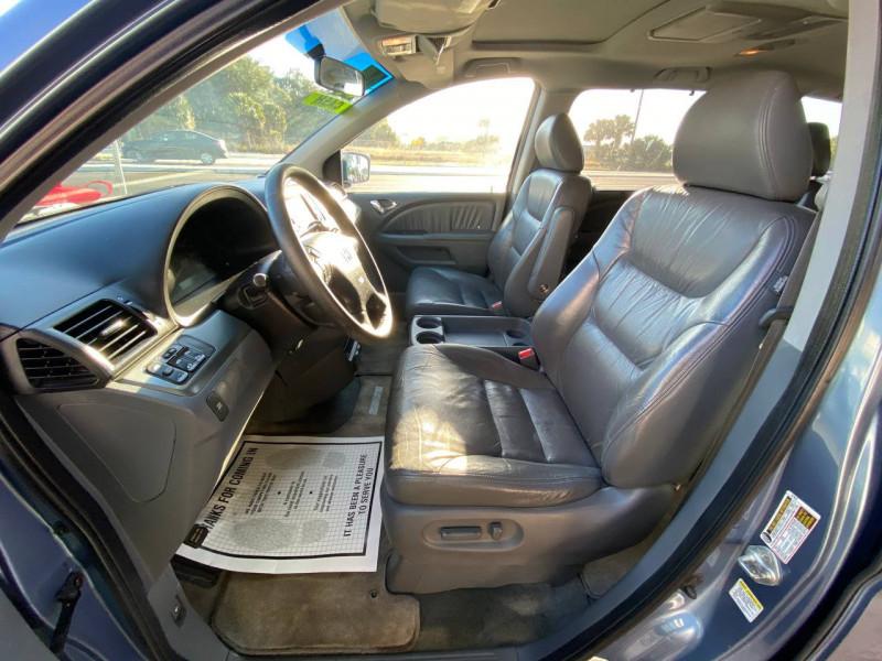 Honda ODYSSEY 2007 price 4000