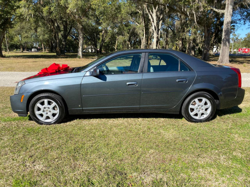 Cadillac CTS 2007 price $4,500