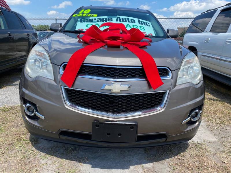 Chevrolet Equinox 2010 price $5,900