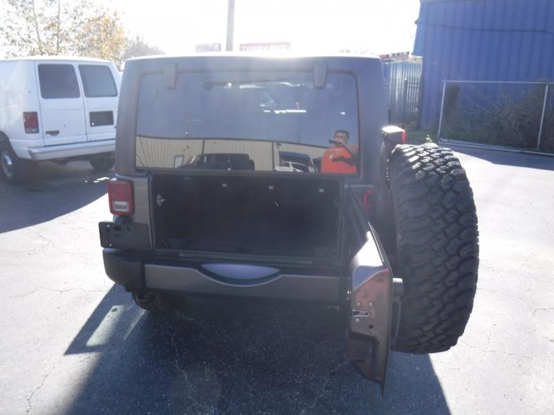 Jeep Wrangler JK Unlimited 2018 price $32,500