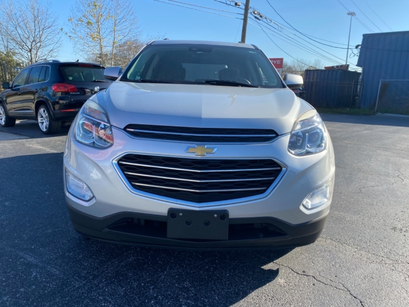 Chevrolet Equinox 2017 price $14,400