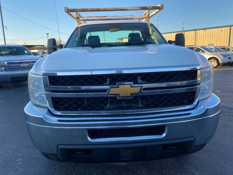 Chevrolet Silverado 2500HD 2014 price $13,500