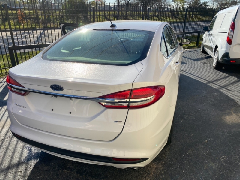 Ford Fusion 2017 price $12,000