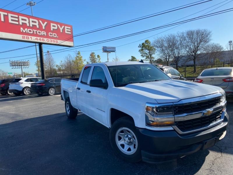 Chevrolet Silverado 1500 2017 price $15,000