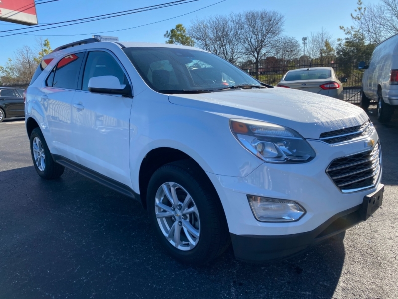Chevrolet Equinox 2017 price $15,000
