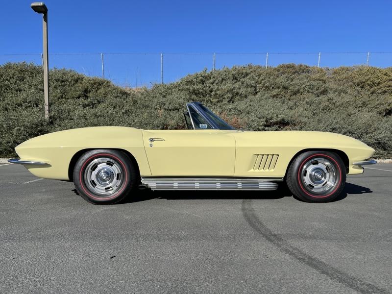 Chevrolet Corvette 1967 price $74,990