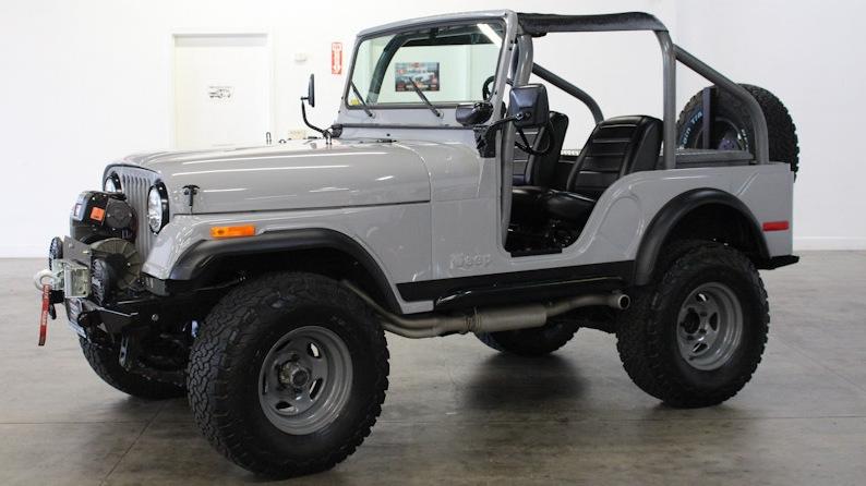 Jeep CJ5 1974 price $42,999