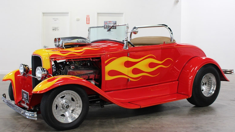 Ford Roadster 1932 price $36,990