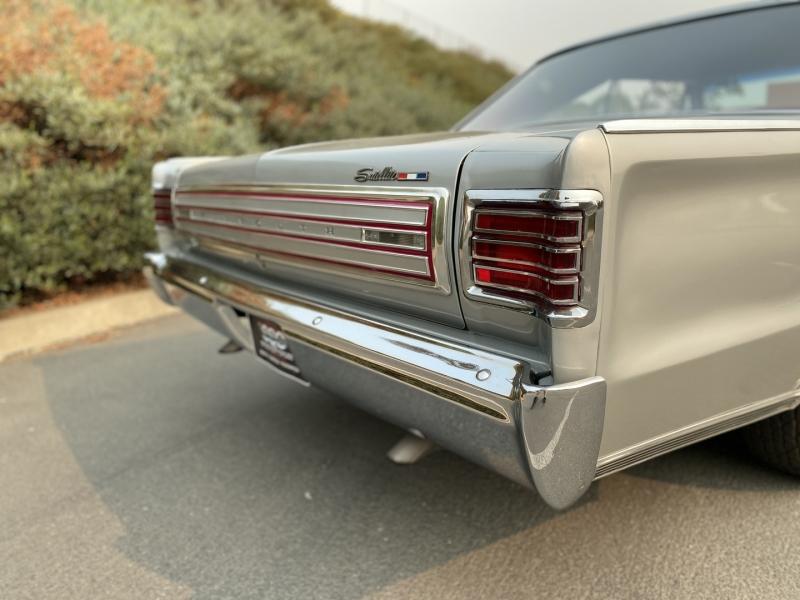 Plymouth Hemi Satellite 1966 price $69,990
