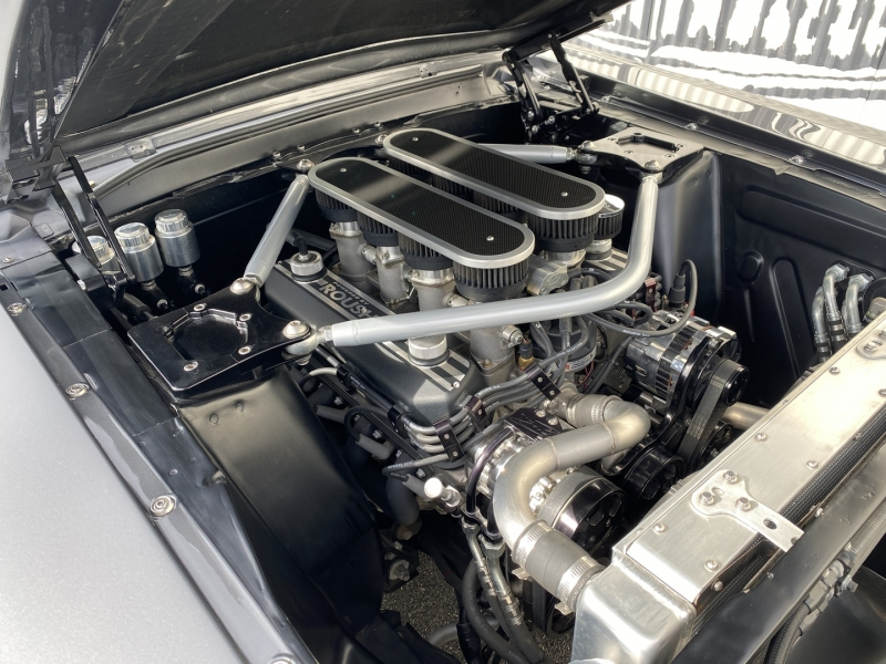 Ford Mustang 1967 price $88,990