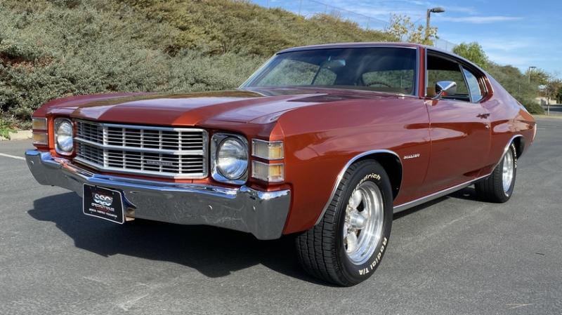 Chevrolet Chevelle 1971 price $34,990