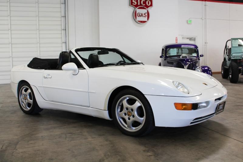 Porsche 968 1994 price $27,990