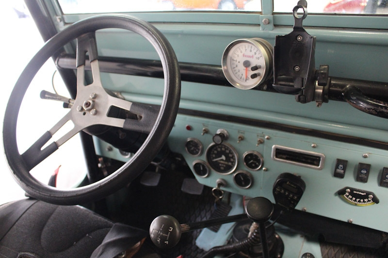 Willys-Overland CJ2A 1948 price $22,990