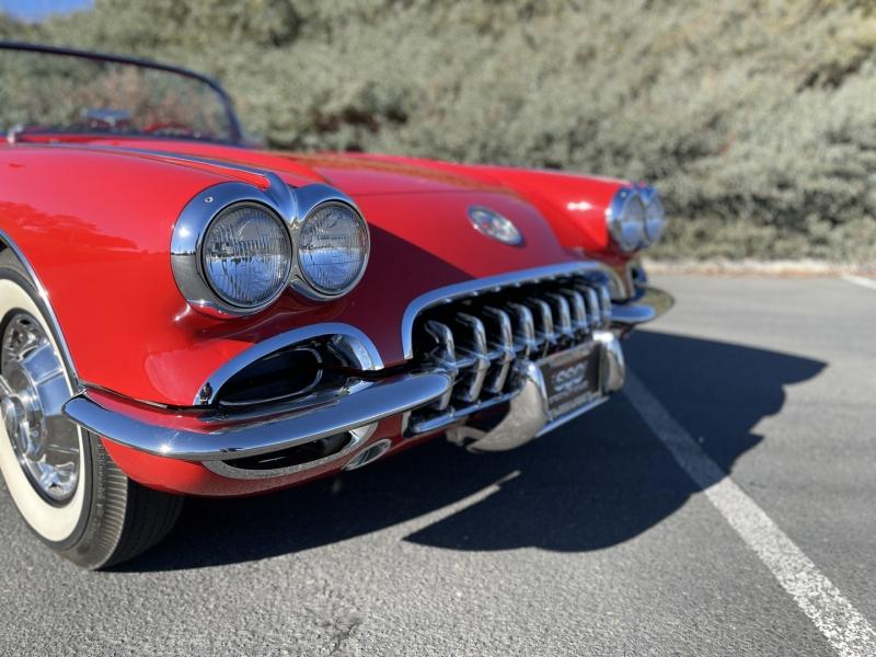 Chevrolet Corvette 1959 price $114,990