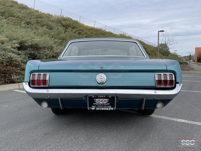 Ford Mustang 1966 price $28,490