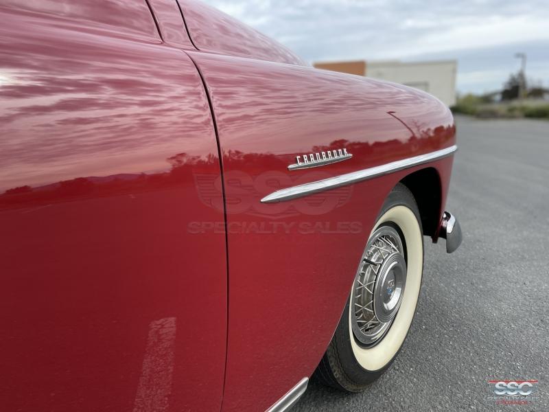 Plymouth Cranbrook 1951 price $42,990