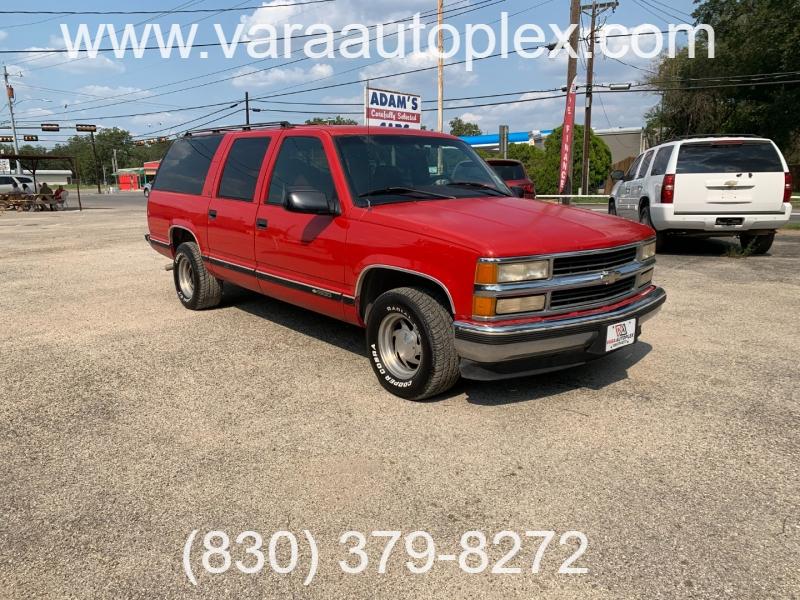 Chevrolet Suburban 1995 price $4,000