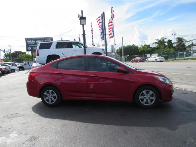 Hyundai Accent 2013 price 6999