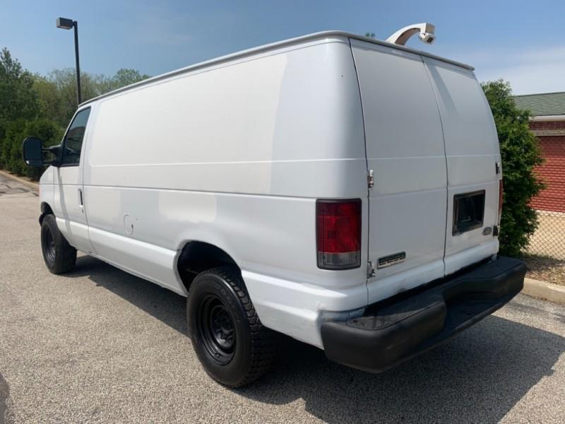 Ford Econoline Cargo Van 2007 price SOLD