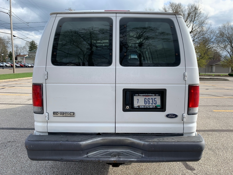 Ford Econoline Cargo Van 2006 price SOLD