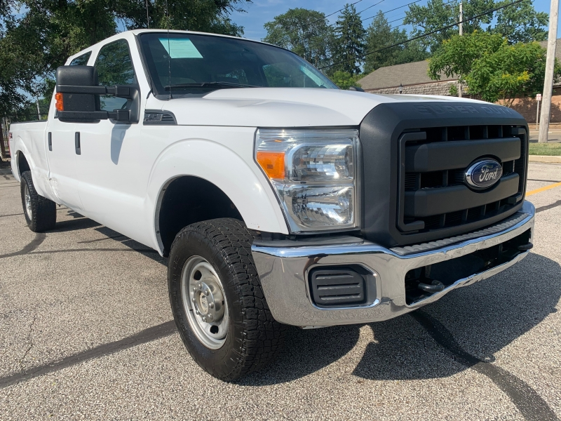 Ford Super Duty F-250 2013 price SOLD
