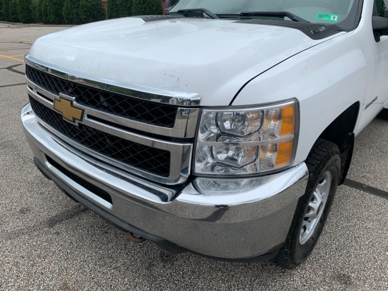 Chevrolet Silverado 2500HD 2013 price $9,995