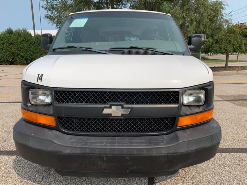 Chevrolet Express Passenger 2005 price PENDING