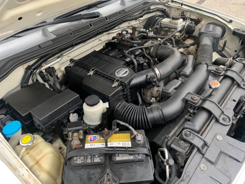 Nissan Frontier 2006 price $7,995