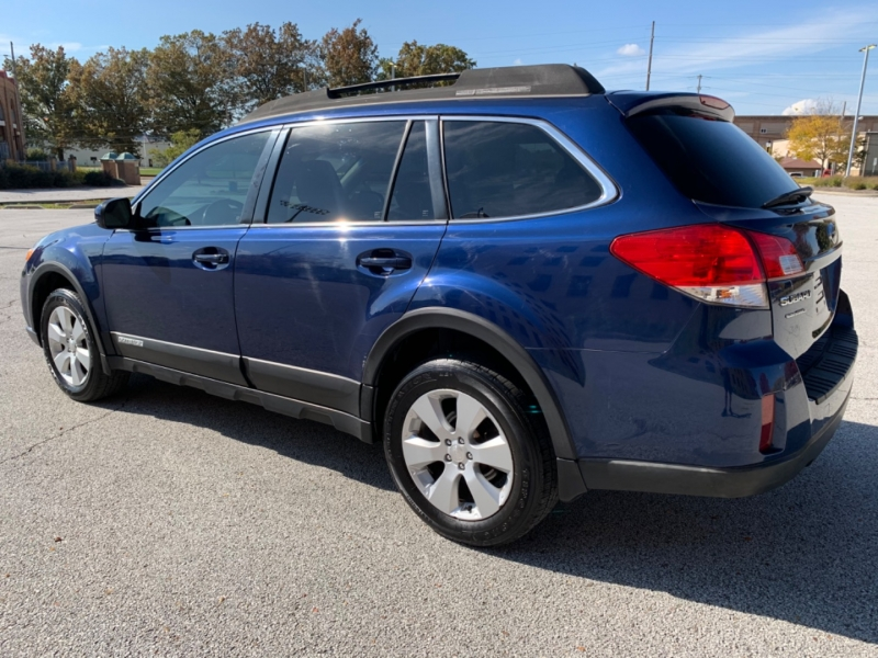 Subaru Outback 2011 price SOLD