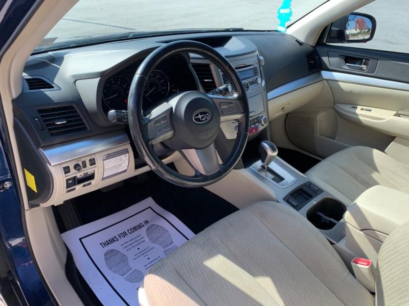 Subaru Outback 2011 price PENDING