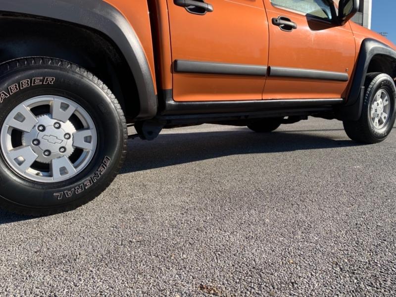 Chevrolet Colorado 2007 price PENDING