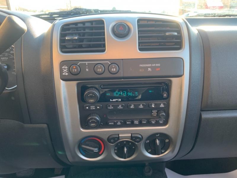 Chevrolet Colorado 2007 price SOLD