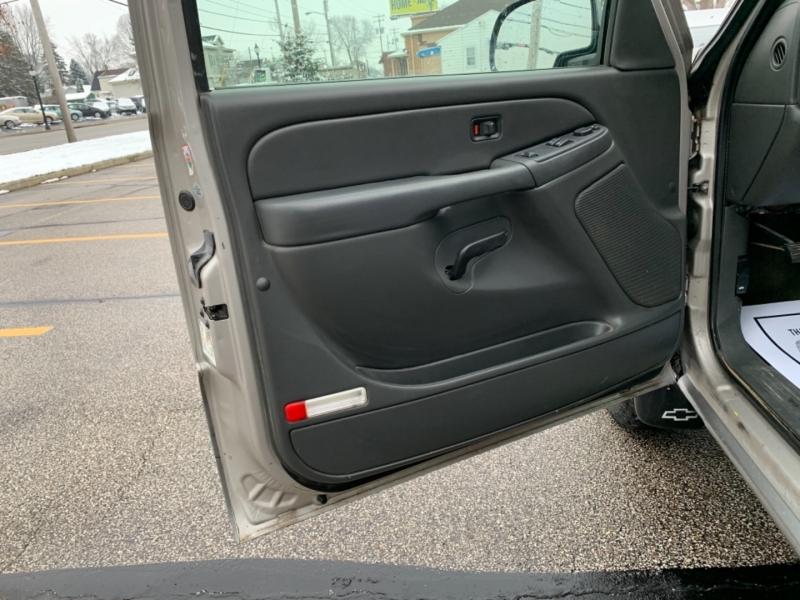 Chevrolet Silverado 1500 2006 price SOLD