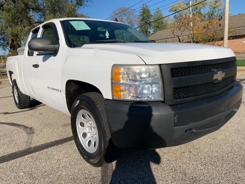 Chevrolet Silverado 1500 2008 price $6,795